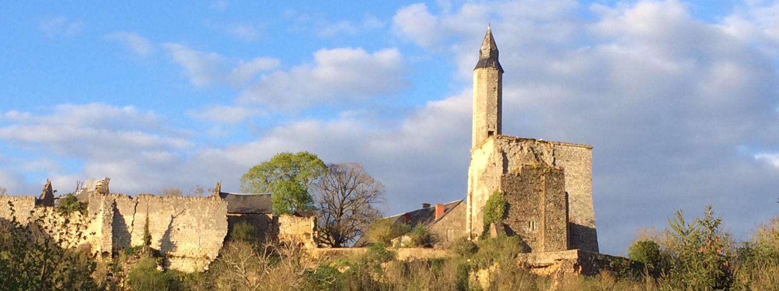 Marmande Castle