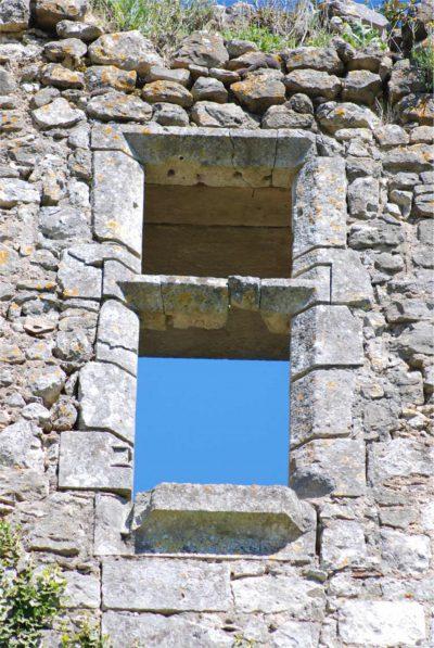 Fenêtre Logis