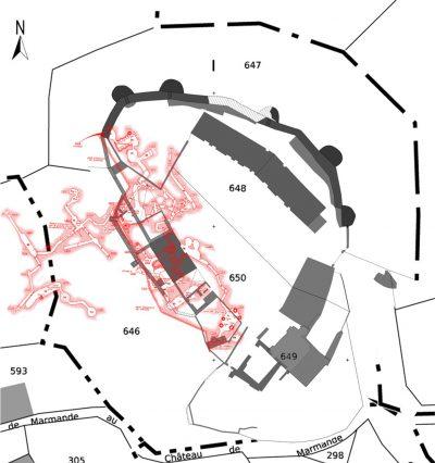 Plan-souterrains