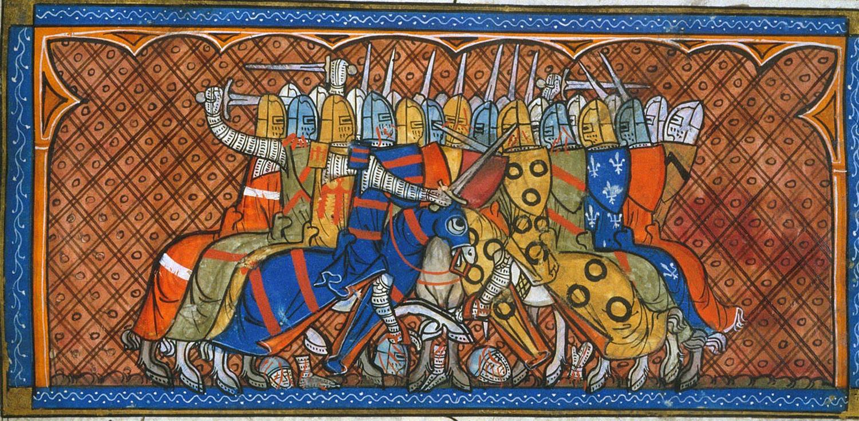 1214 - Bataille de Bouvines