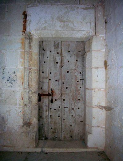 Porte -1er étage